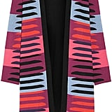 Mara Hoffman Fringed jacquard-knit cardigan ($232)