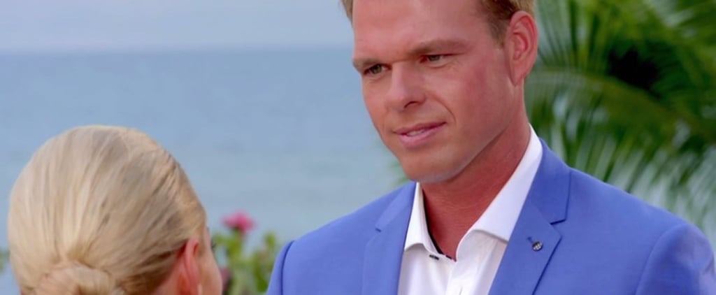 Sophie Monk Jarrod Woodgate The Bachelorette 2017 Finale