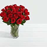 Two Dozen Long Stemmed Red Roses