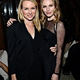 Naomi Watts and Kate Bosworth posed for photos together in LA.