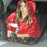 Nicky Hilton at Little Red Riding Hood.