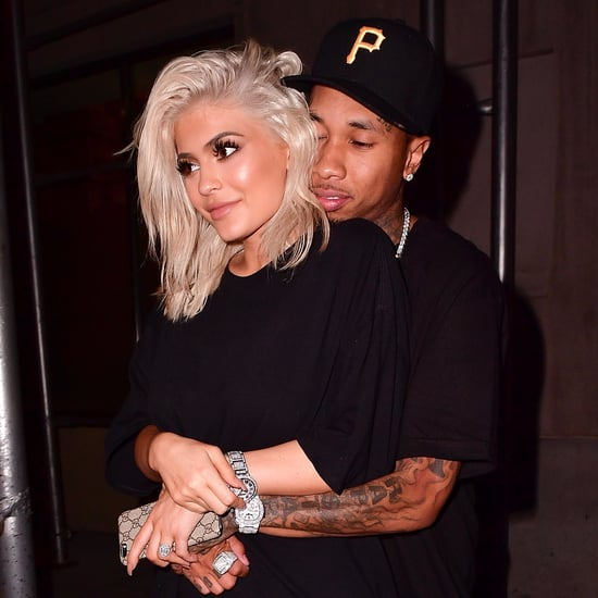 Kylie Jenner and Tyga Out in NYC September 2016