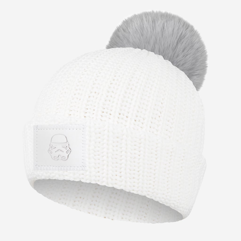 Love Your Melon Adult Star Wars Stormtrooper Pom Beanie