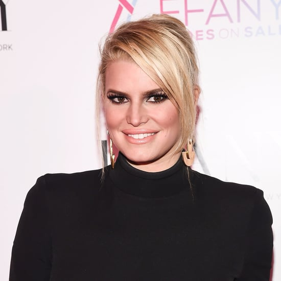 Jessica Simpson Forgot to Shave Legs in Instagram Photo