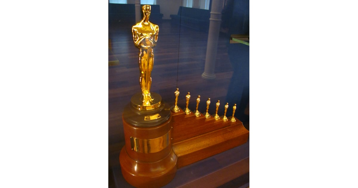 Walt received a very unique honorary Oscar for Snow White