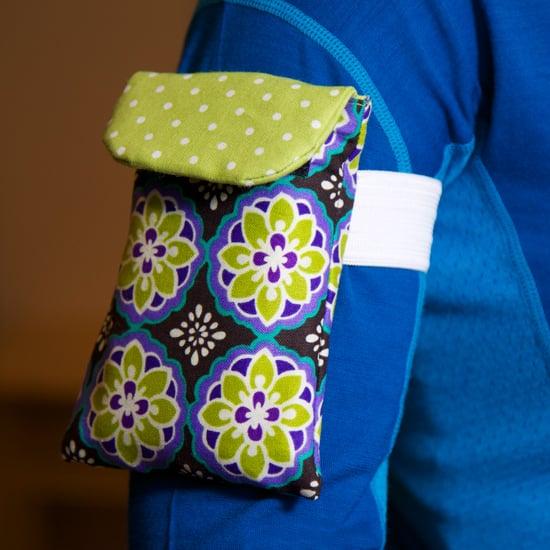 how to make an iphone armband popsugar fitness. Black Bedroom Furniture Sets. Home Design Ideas