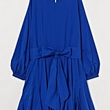 H&M Voluminous Cotton Dress