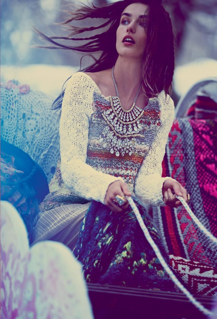 Free People's Fairy-Tale Lookbook Has Some Real-Life Styling Options, Too