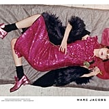 Marc Jacobs's Fall '12 campaign took a Polaroid-style approach to showcasing its fantastical clothing.