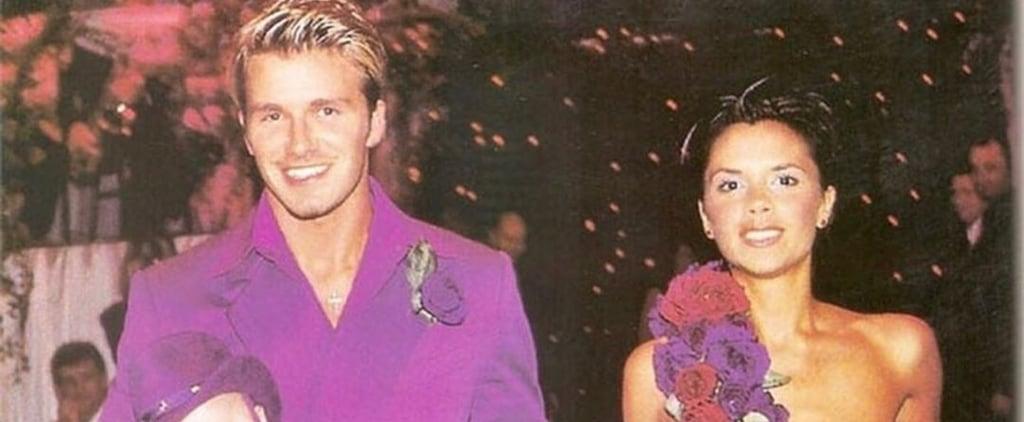 David and Victoria Beckham 20th Wedding Anniversary