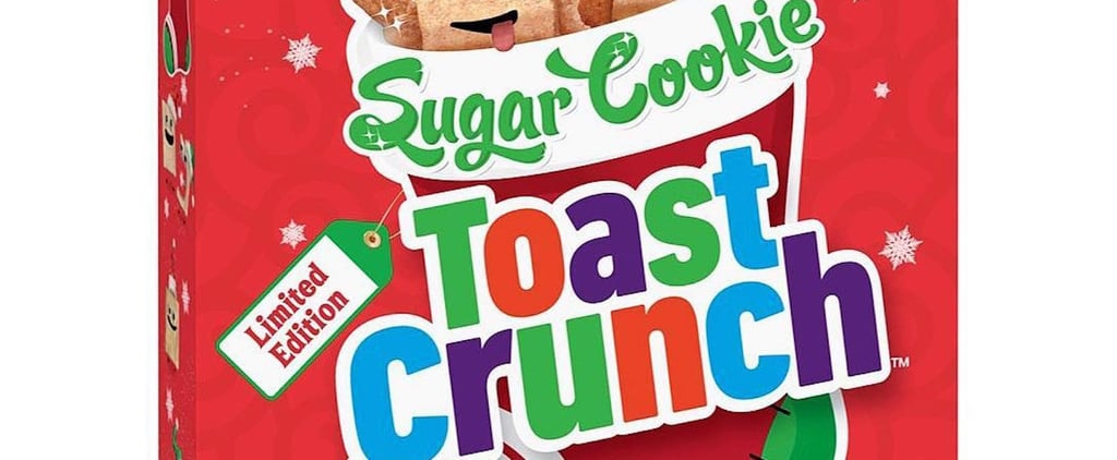 Sugar Cookie Toast Crunch Cereal Return 2018