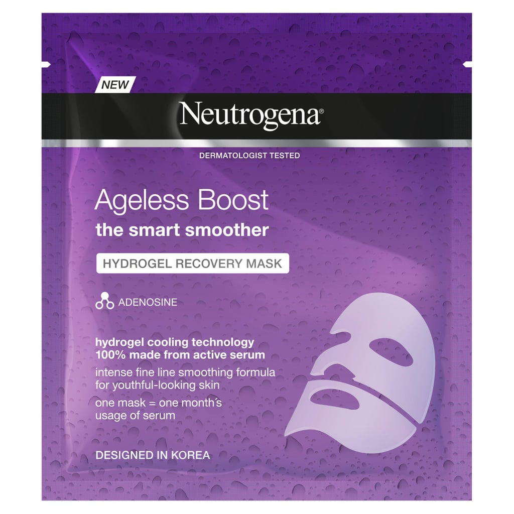 Neutrogena Ageless Boost Hydrogel Recovery Mask