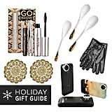 Chances are, your list of friends includes all types of women with individual interests and at various stages in their lives. So the gifts you get them should reflect that, at least to some extent. To help you with the task, POPSUGAR Smart Living rounded up gifts for women that align with our own POPSUGAR sites — from the celebrity obsessed to the pet-lovers and everyone in between. The best part? They all cost less than $20!