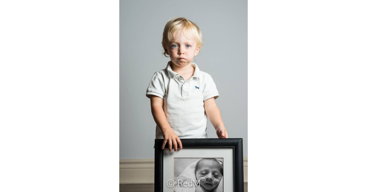 Charles, born at 33 weeks | Then and Now Photos of Kids ...