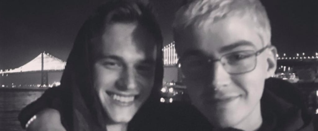13 Reasons Why: Miles Heizer and Brandon Flynn Have the Best Bond