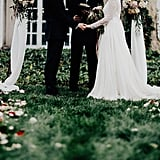 Downton Abbey-Inspired Wedding