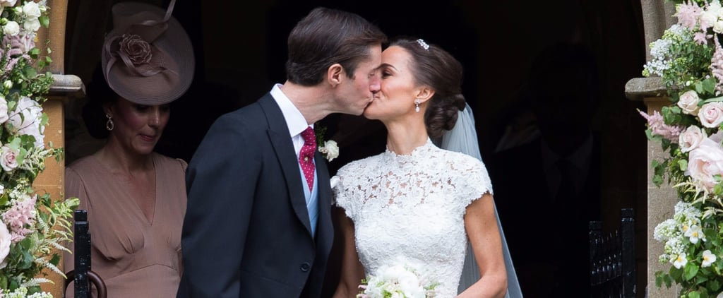 See Every Stunning Picture From Pippa Middleton's Perfect Wedding