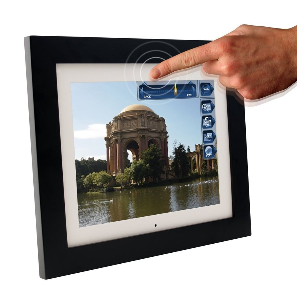 Touch Digital Picture Frame ($150)