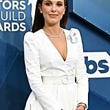 Millie Bobby Brown at the SAG Awards 2020