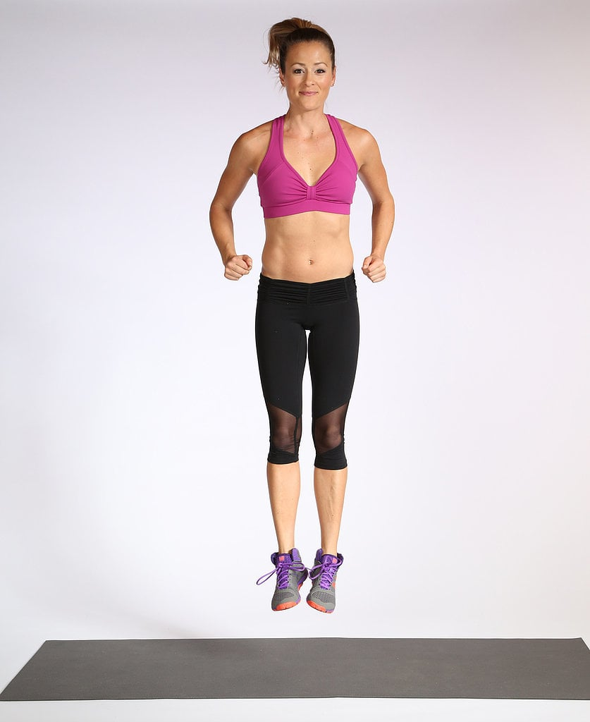 Full-Body Plyo Workout