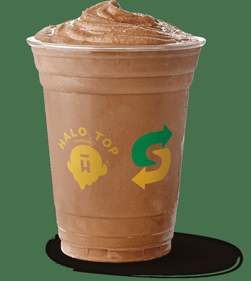 Halo Top Hand-Spun Chocolate Milkshake