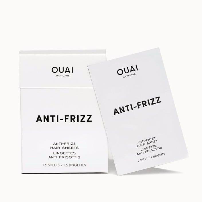 Ouai Launches Anti-Frizz Sheets