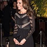 Kate Middleton in Temperley London