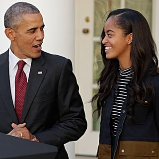 Michelle Obama Talks About Malia's Prom Date in Becoming