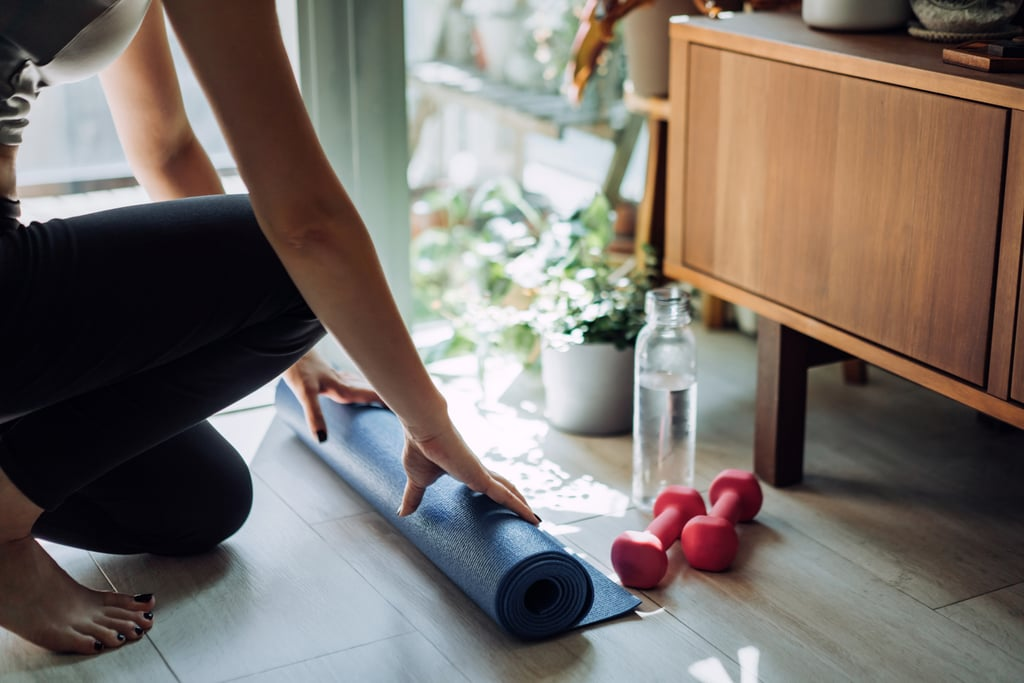 Adopting an At-Home Fitness Routine