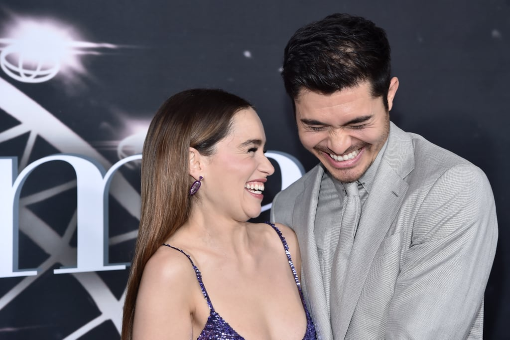Emilia Clarke and Henry Golding's Cute Friendship Pictures