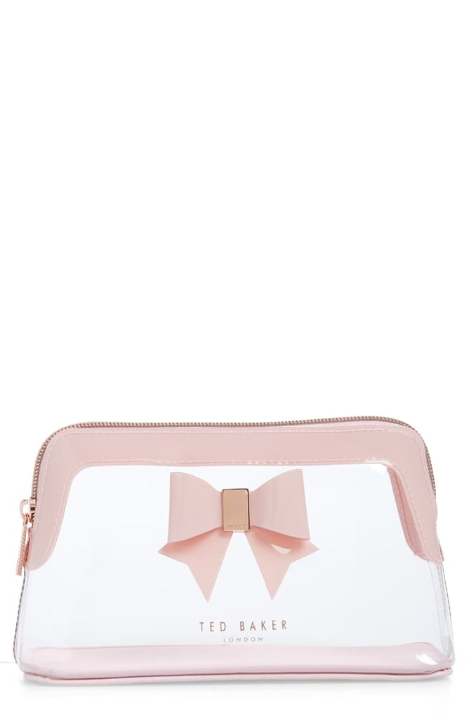 Ted Baker London Gemi Clear Wash Bag
