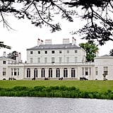 The grand Frogmore House near Frogmore Cottage.