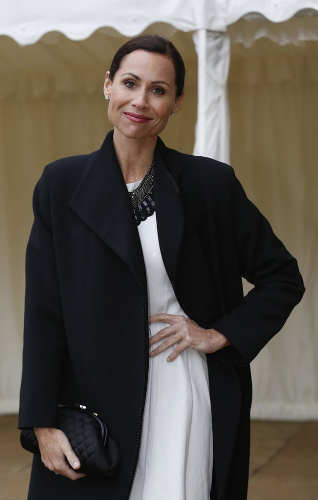 Minnie Driver attended the event.