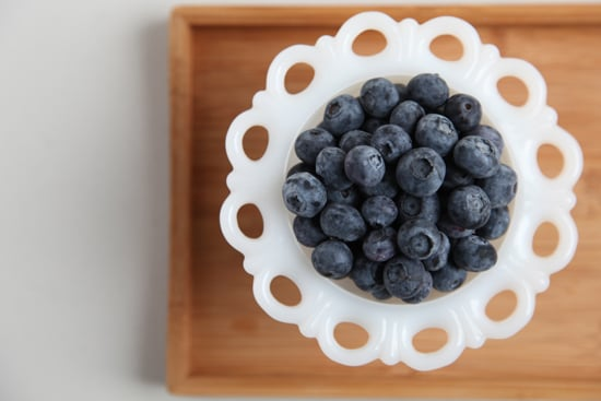 Eat Baskets of Blueberries