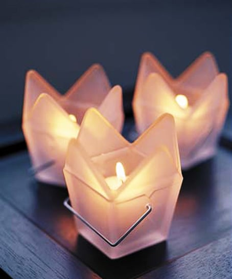 Dim Sum Votive Holders ($32 for set of 3)