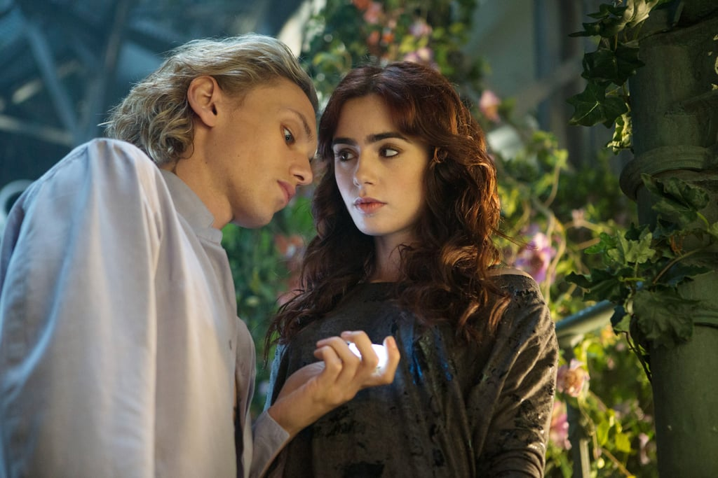 the mortal instruments city of bones movies about