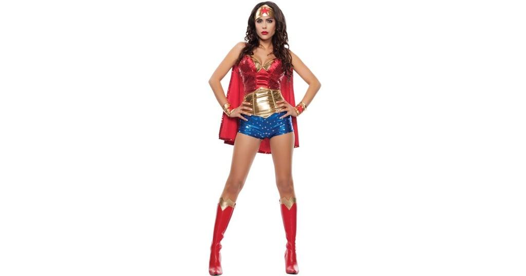 Thor Girl costume  sc 1 st  Popsugar & Thor Girl | Geeky Halloween Costumes For Women | POPSUGAR Tech Photo 8