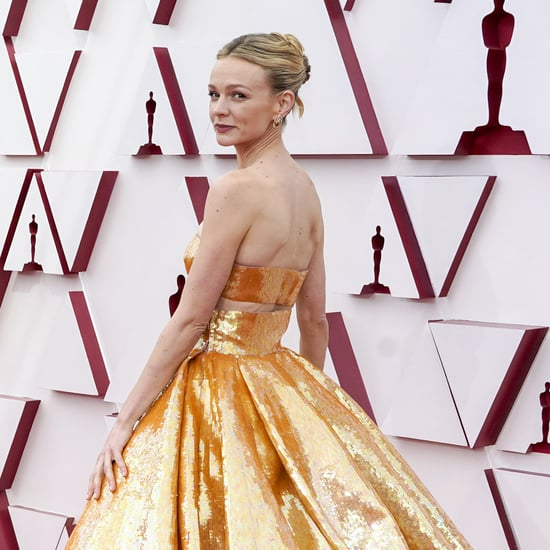 Carey Mulligan's Oscars Hairstyle Has a Hidden Detail