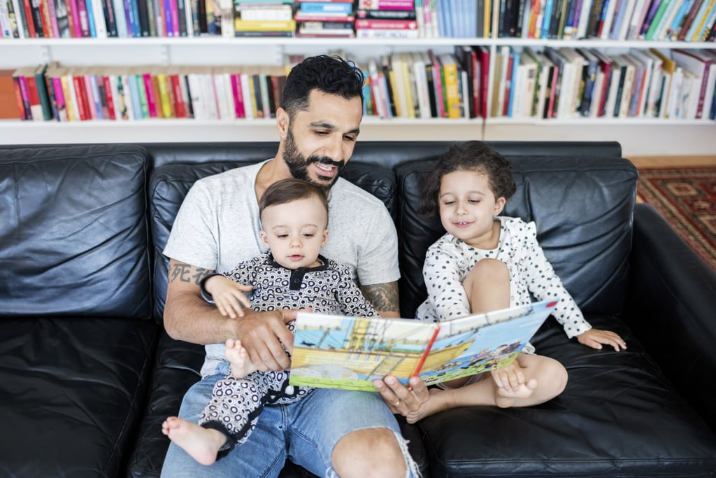 Read With Your Kids Daily