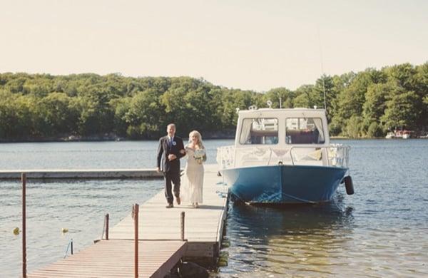 Boat Entrance