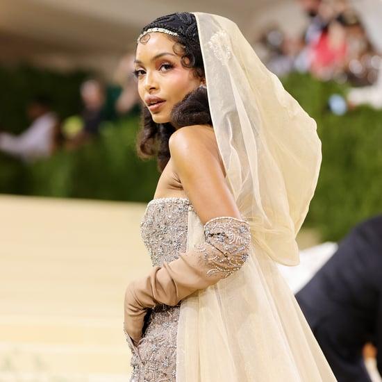 See Yara Shahidi's Dior Dress at the 2021 Met Gala