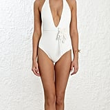 Here's Chrissy's Exact Zimmermann One-Piece