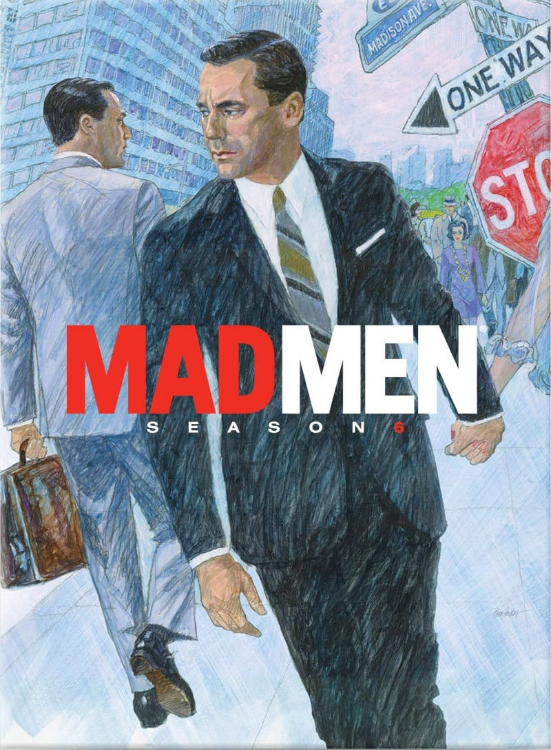 The Mad Men: Season Six DVD ($50) is out now, and why not watch Don's Hawaiian vacation over and over again? —Maggie Pehanick, assistant editor