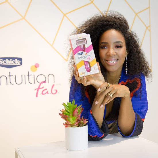 Kelly Rowland For Schick Intuition