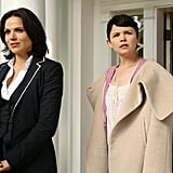 I wonder how Snow White's fierce persona will mix with Mary Margaret's more calm personality.