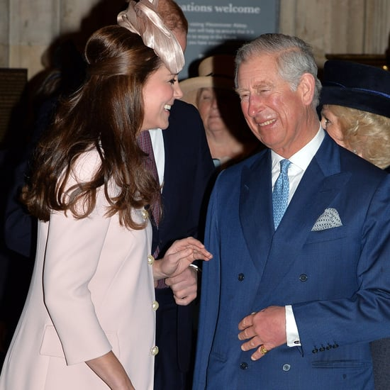 Prince Charles, Prince William, and Kate Middleton Get Along