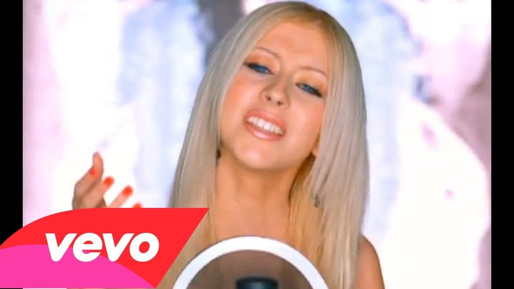 """I Turn to You"" by Christina Aguilera"