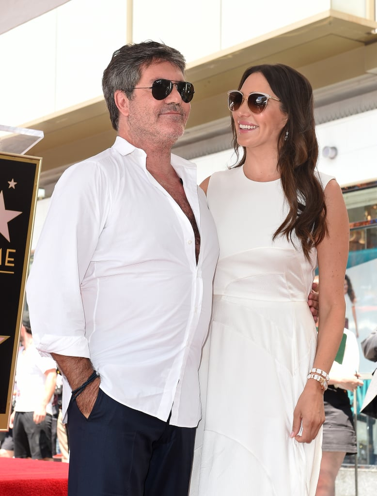 simon cowell wife and son