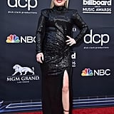 Kelly Clarkson at the Billboard Music Awards 2019