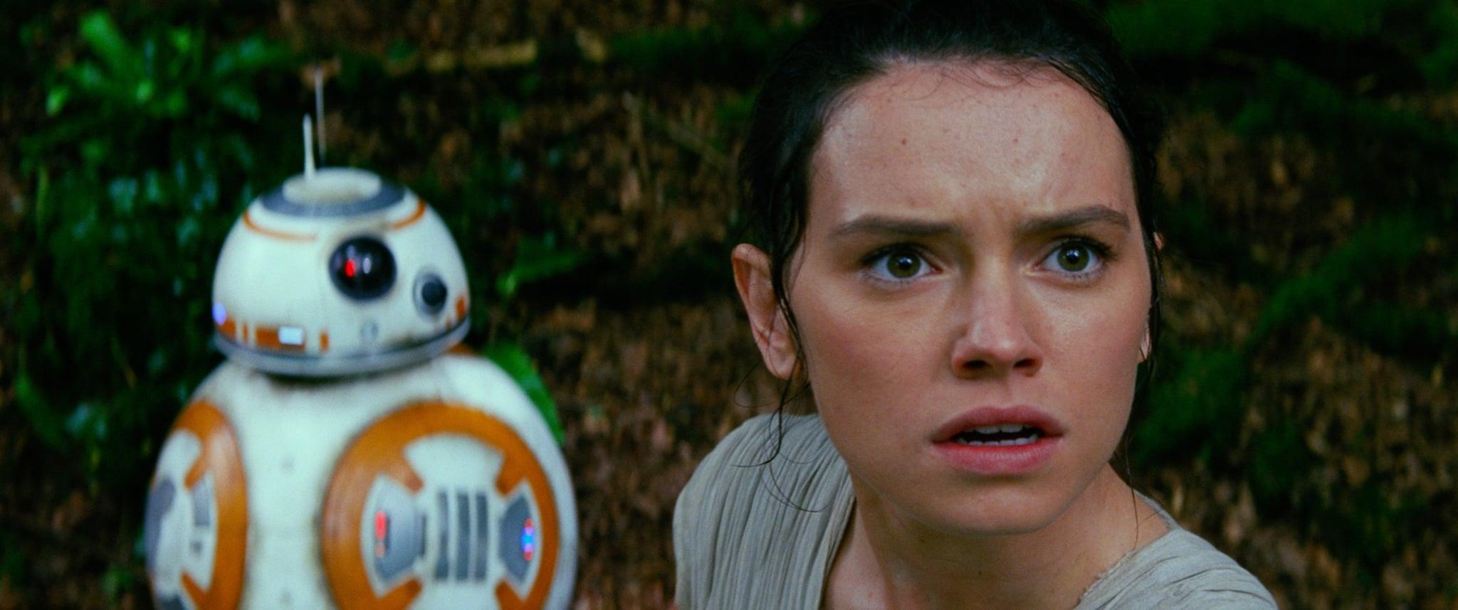 Rey Is a Palpatine Star Wars Theory   POPSUGAR Entertainment